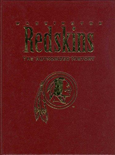 9780878331376: The Washington Redskins: The Authorized History