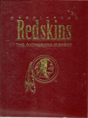 9780878331383: Washington Redskins: The Authorized History