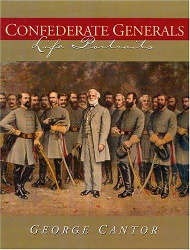 9780878331796: Confederate Generals: Life Portraits