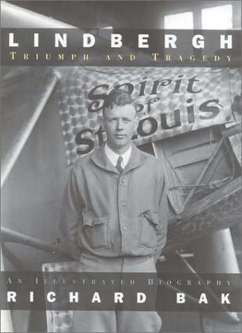 9780878332465: Lindbergh: Triumph and Tragedy