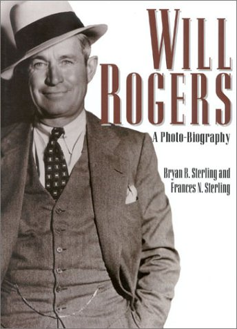 9780878332496: Will Rogers: A Photo-biography