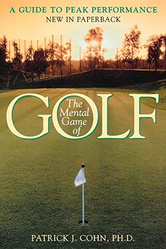 9780878332816: The Mental Game of Golf: A Guide to Peak Performance