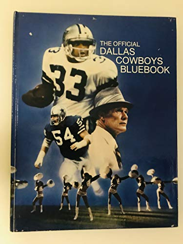9780878333202: The Official Dallas Cowboys bluebook