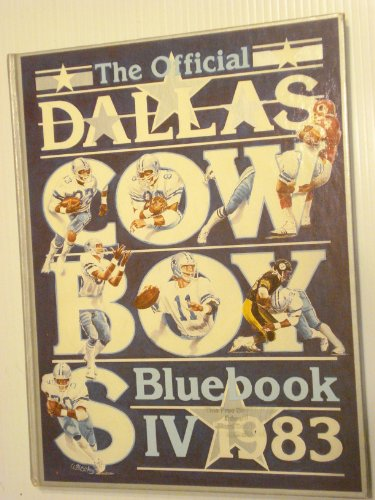 The official 1983 Dallas Cowboys bluebook: Stowers, Carlton