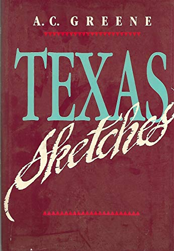 9780878335190: Texas Sketches
