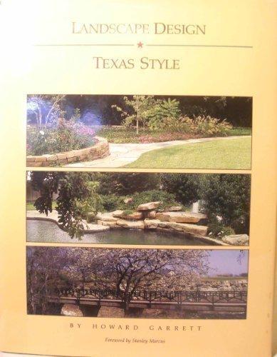 9780878335244: Landscape Design...Texas Style