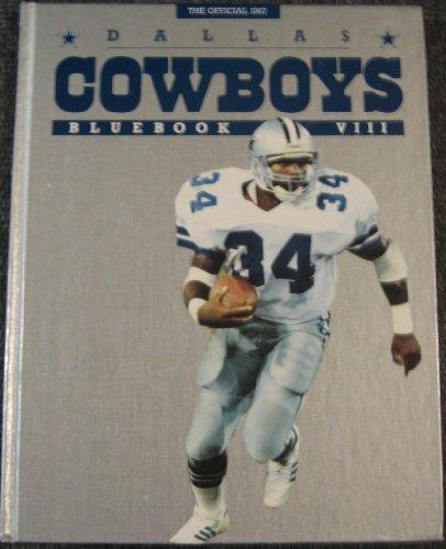 9780878335664: Official 1987 Dallas Cowboys Bluebook