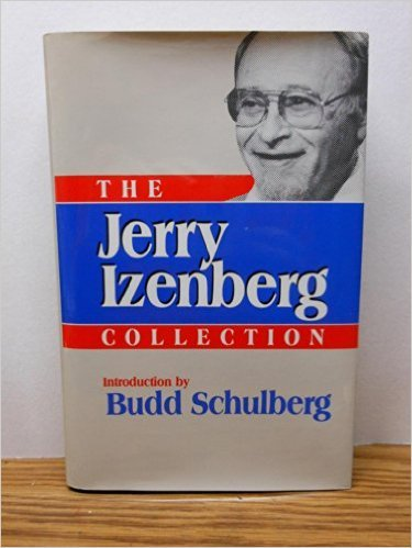9780878336326: The Jerry Izenberg Collection (Sportswriter's Eye)