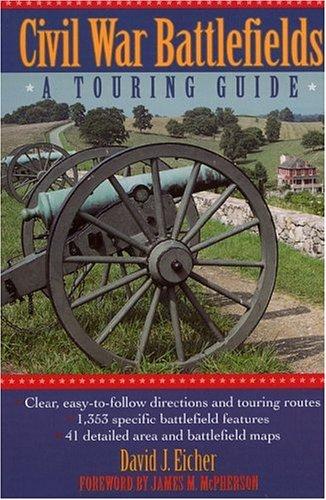 9780878338818: Civil War Battlefields: A Touring Guide