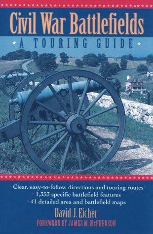 9780878338863: Civil War Battlefields: A Touring Guide