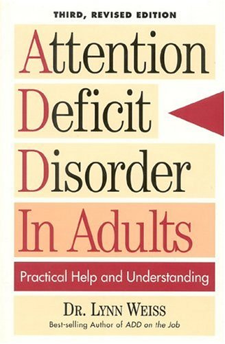 9780878339808 Attention Deficit Disorder In Adults A Different Way