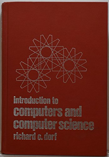 dorf richard - introduction computers computer science
