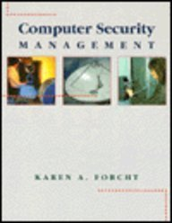 Computer Security Management: Karen A. Forcht