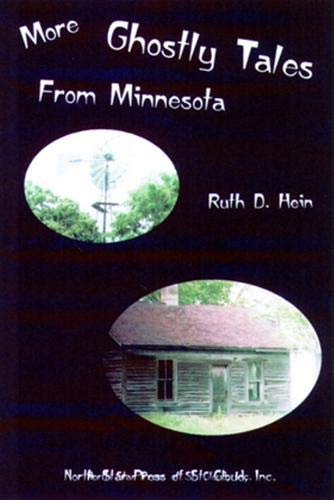 9780878391349: More Ghostly Tales of Minnesota