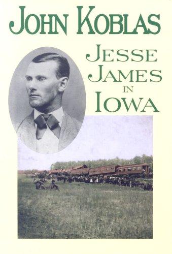 9780878392322: Jesse James in Iowa