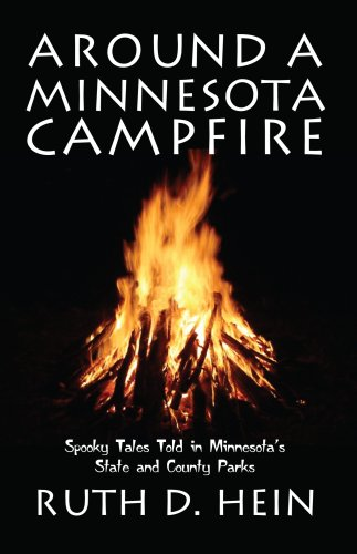 9780878392452: Around a Minnesota Campfire: Spooky Tales Told in Minnesota's State and County Parks