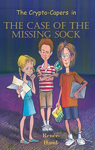 9780878393046: The Case of the Missing Sock (The Crypto-Capers)