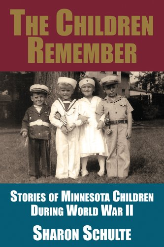 9780878393442: The Children Remember: Stories of Minnesota Children During World War II