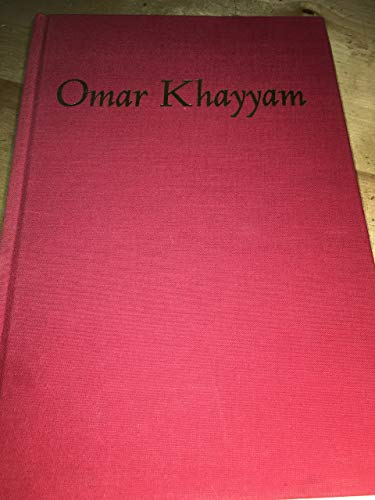 Omar Khayyam: The Philosopher-Poet of Medieval Islam.: Irfan, Shahid