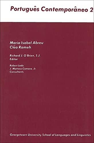 9780878400256: 002: Português Contemporâneo II (Portugues Contemporaneo 2) (Portuguese Edition)