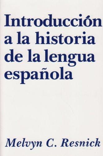 9780878400836: Introduccion a la historia de la lengua espanola (Spanish Edition)