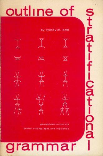 9780878401536: Outline of Stratificational Grammar