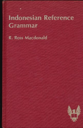 9780878401635: Indonesian reference grammar