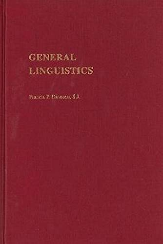 9780878402786: General Linguistics