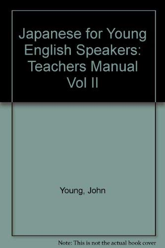 9780878403530: Japanese for Young English Speakers