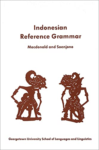 9780878403622: A Student's Reference Grammar of Modern Formal Indonesian