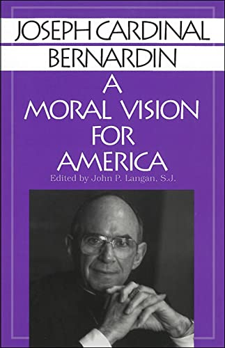 9780878406760: A Moral Vision for America (Not In A Series)