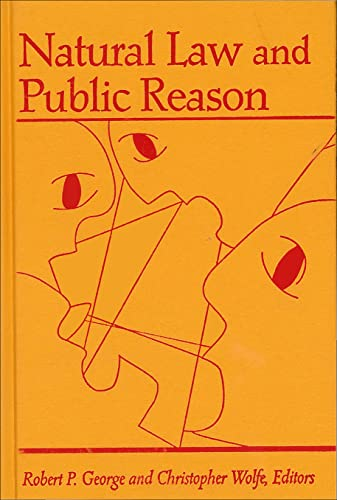 9780878407651: Natural Law and Public Reason