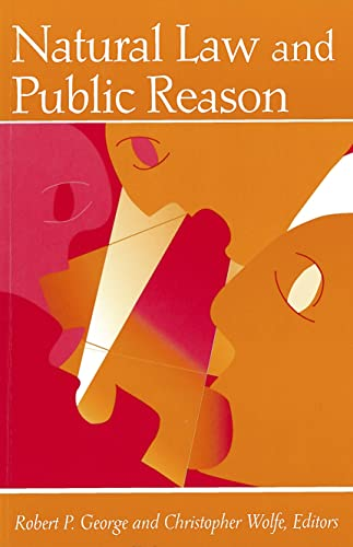 9780878407668: Natural Law and Public Reason