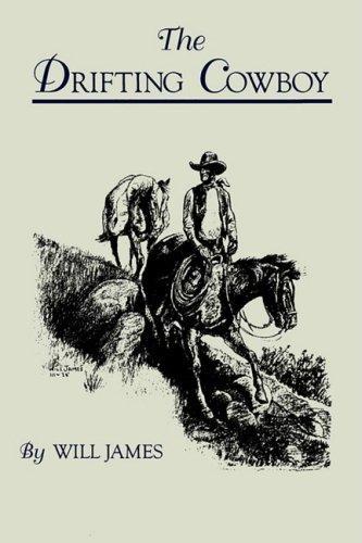 9780878423262: The Drifting Cowboy (Tumbleweed (Paperback))