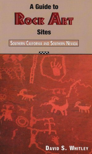9780878423323: A Guide to Rock Art Sites: Southern California and Southern Nevada