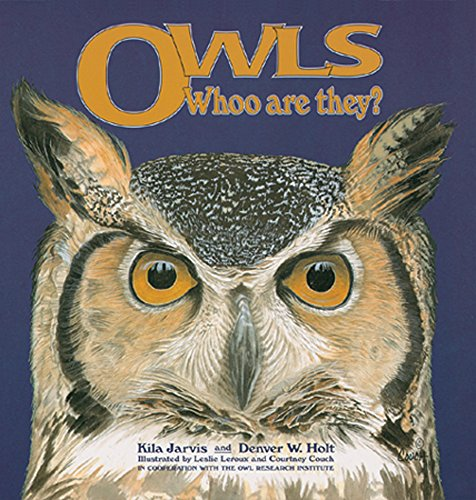 9780878423361: Owls, Whoo Are They?