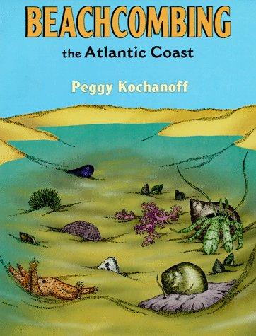 9780878423453: Beachcombing the Atlantic Coast