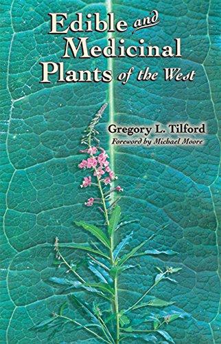 9780878423590: Edible & Medicinal Plants of West