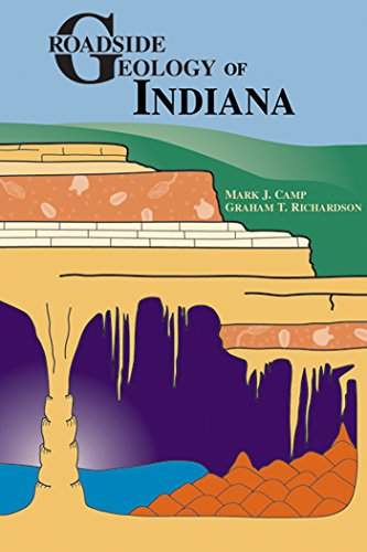 9780878423965: Roadside Geology of Indiana