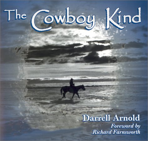 9780878424405: The Cowboy Kind