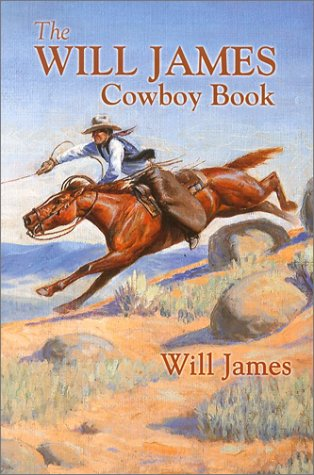 9780878424696: The Will James Cowboy Book