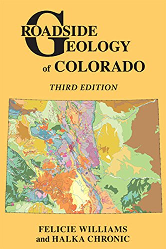 9780878426096: Roadside Geology of Colorado