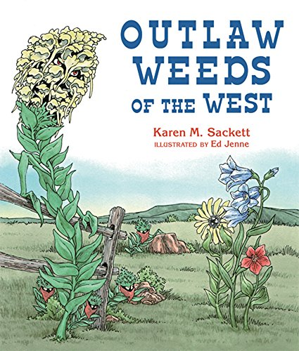 9780878426300: Outlaw Weeds of the West
