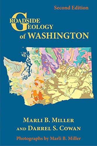 9780878426775: Roadside Geology of Washington