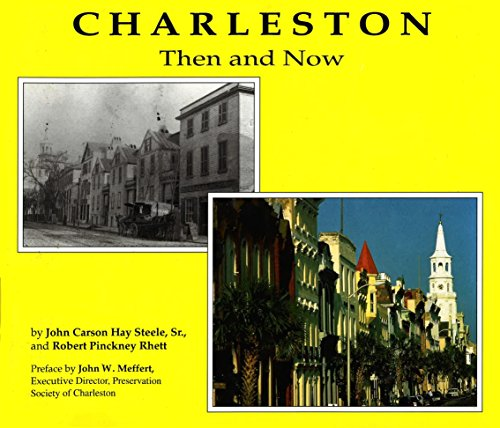 9780878441297: Charleston Then and Now