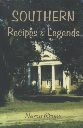 9780878441334: Southern Recipes & Legends