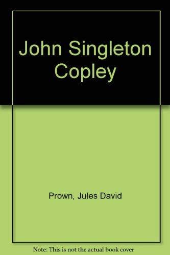 9780878460120: John Singleton Copley