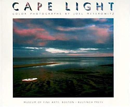 Cape Light: Color Photography: Meyerowitz, Joel