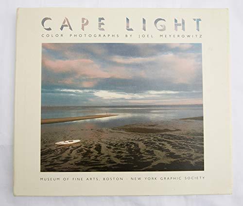 9780878461325: Cape light: Color photographs