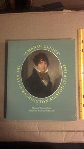"A Man of Genius"": The art of Washington Allston: Gerdts, William H"
